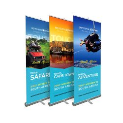 Pop Up Banner Stands