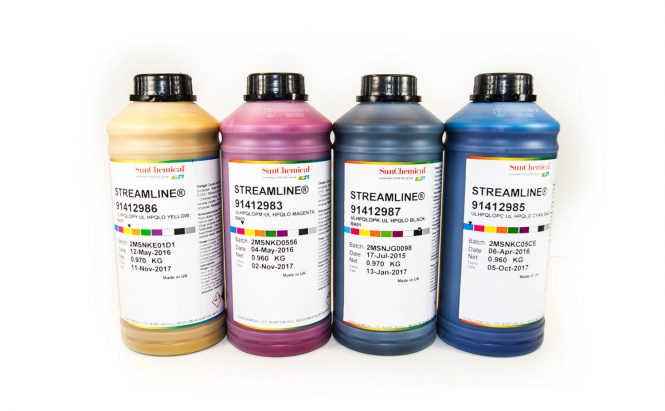 Streamline Bulk Inks