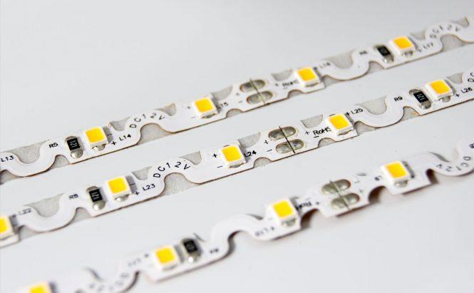3D reels LED Lighting