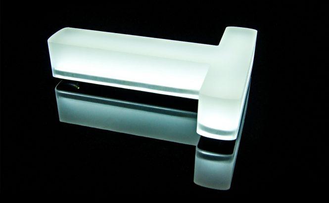 illuminated acrylic