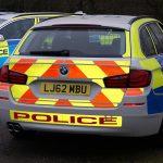 Reflective Police Graphics