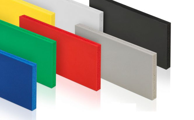 Foamex Colours